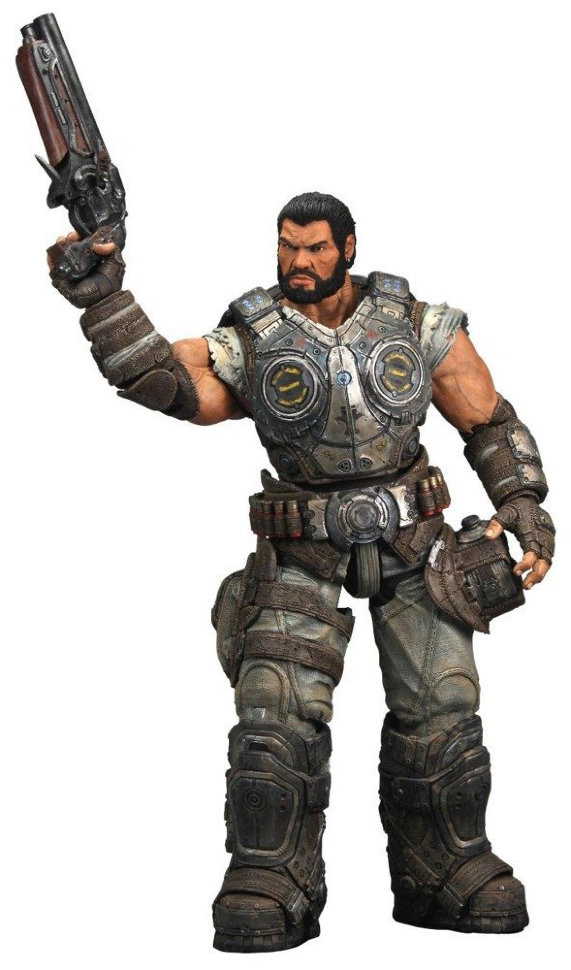 Фигурка Gears of War 3 Dominic Santiago