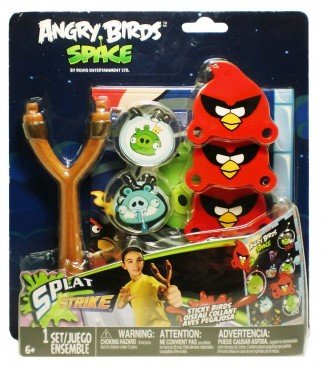 Детская игра Тир Angry Birds Space Splat Strike