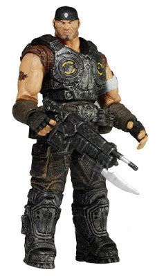 Фигурка Gears of War 3: Series 2 Marcus Fenix
