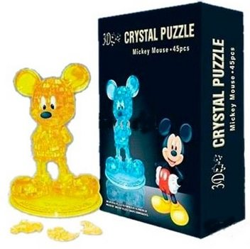 3D пазлы Mickey Mouse