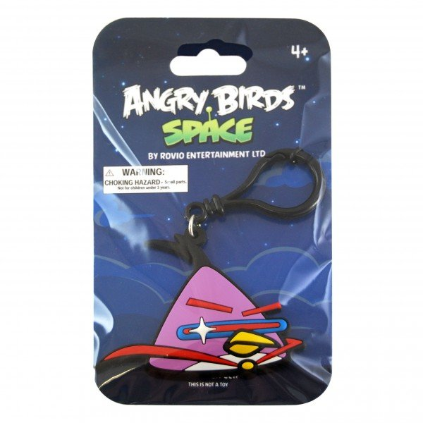 Брелок Angry Birds Space