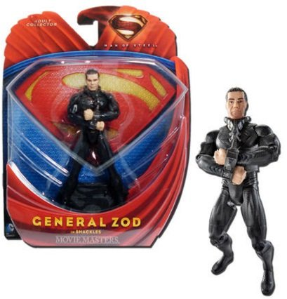 Игрушка Супермен General Zod in Shackles