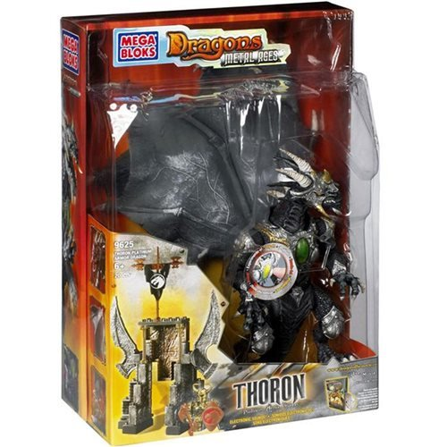 Игрушка Dragons Metal Ages Thoronl