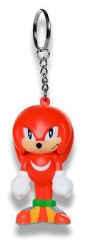 Брелок Наклз Knuckles (Sonic the Hedgehog)