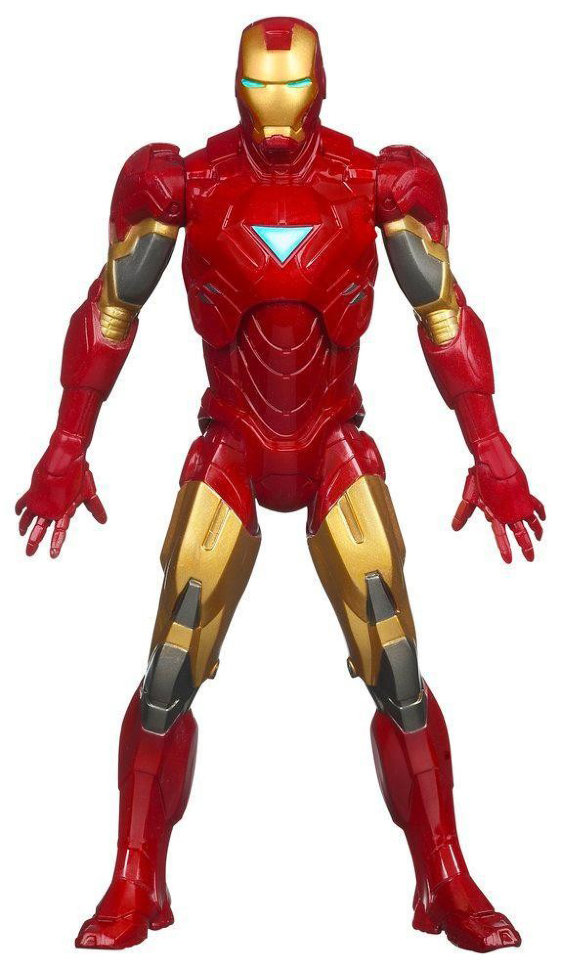 Фигурка Iron Man Mark VI (21см)