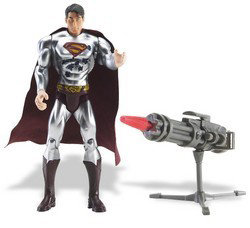 Фигурка Superman Bulletproof - Superman Returns (15см)