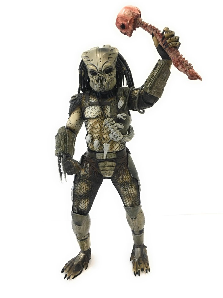 Фигурка Хищник -1/4 Scale   Predator Jungle Hunter Masked